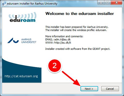 Eduroam - det trådløse netværk